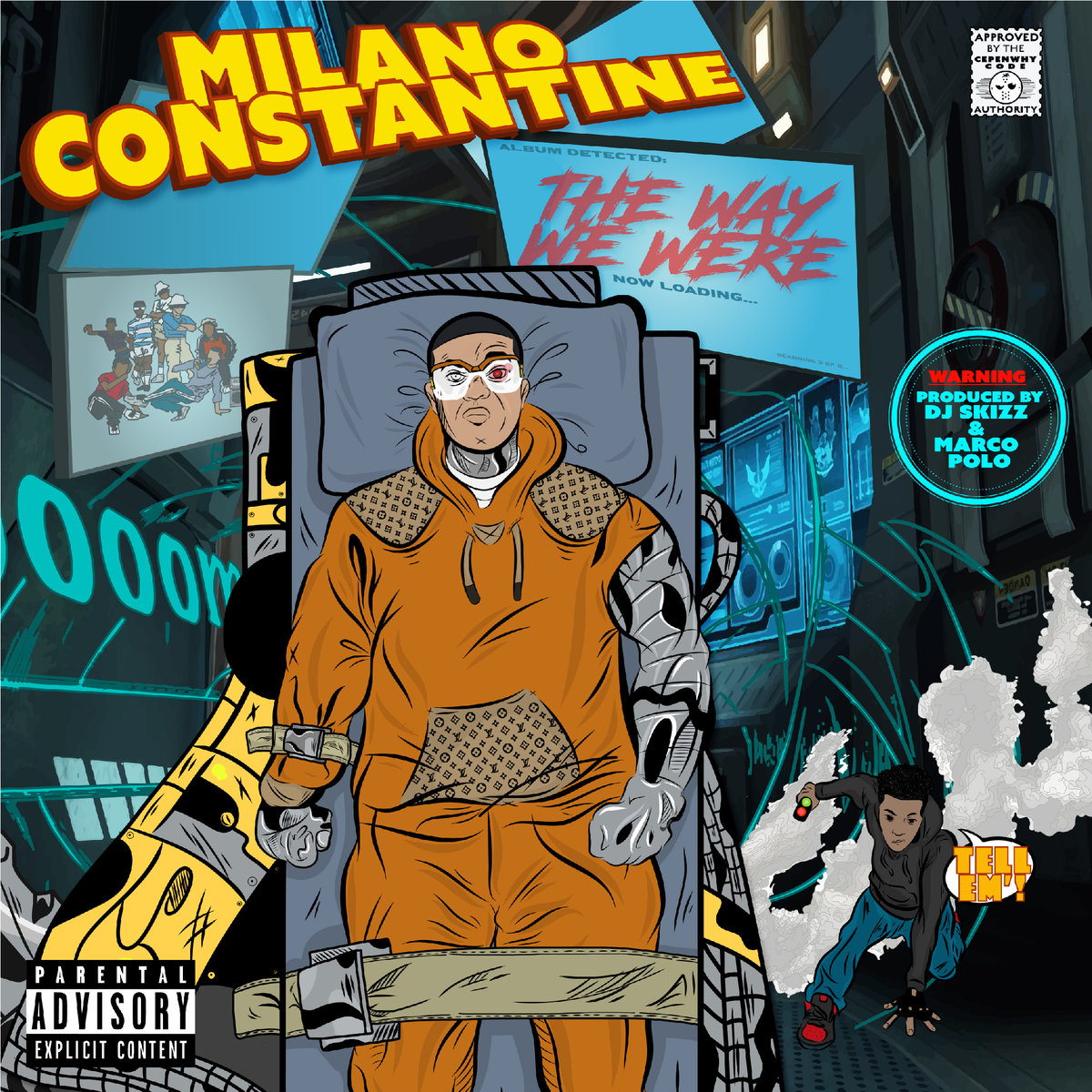 Milano Constantine – The Way We Were (Video)