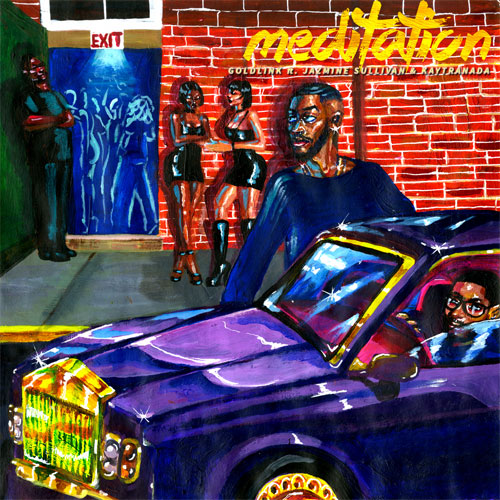 Goldlink ft. Jazmine Sullivan – Meditation (Prod by Kaytranada)