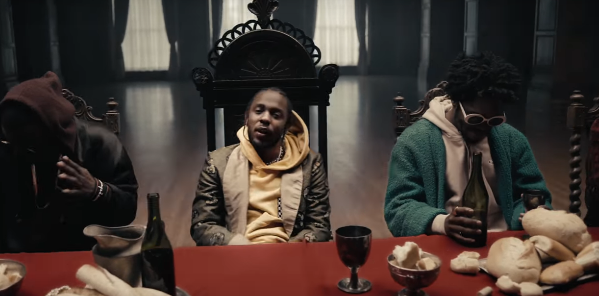 "Kendrick Lamar ""Humble"" Video – Coolin Out"