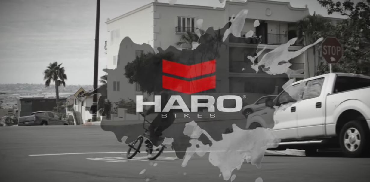 Tyler Fernengel's 4min Insane BMX Short Video for Haro Bikes