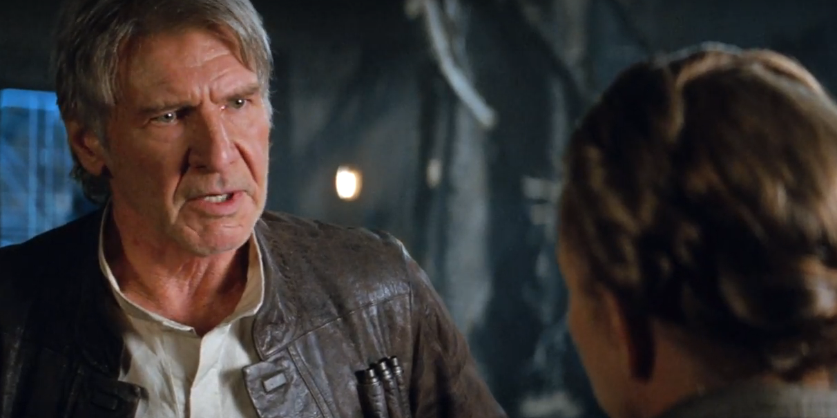 "Bad Lip Reading – ""The Force Awakens"""