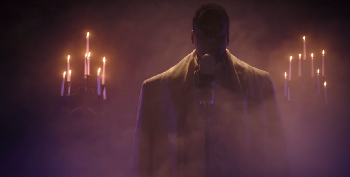 Morris Day – Over That Rainbow (Prince Tribute)