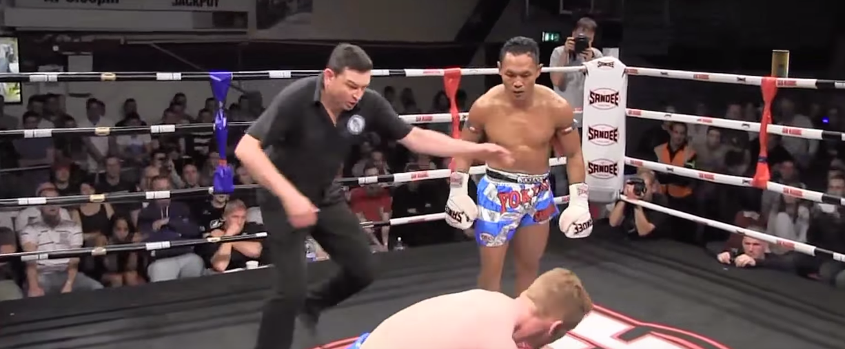 Saenchai Highlight reel