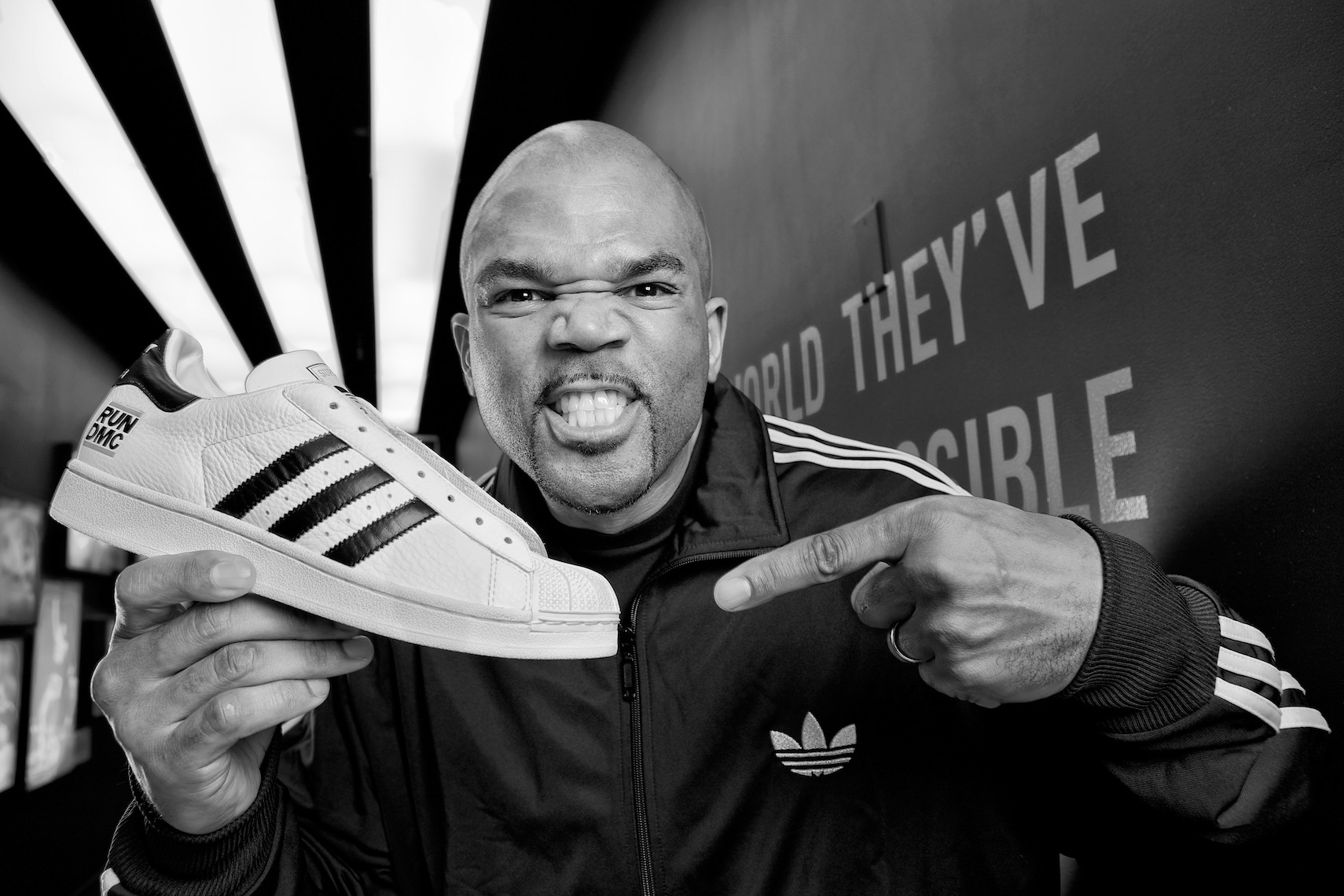 Happy Birthday Darryl McDaniels Run D.M.C.