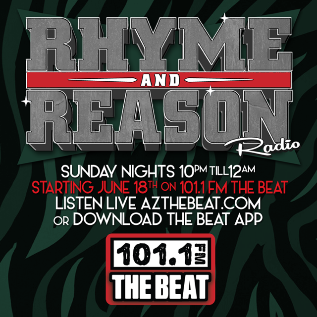 Rhyme and Reason Radio New Day and Time