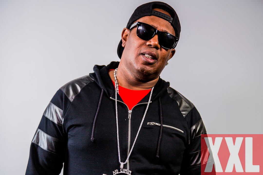 Master P tossing shade at BET for Prodigy Tribute