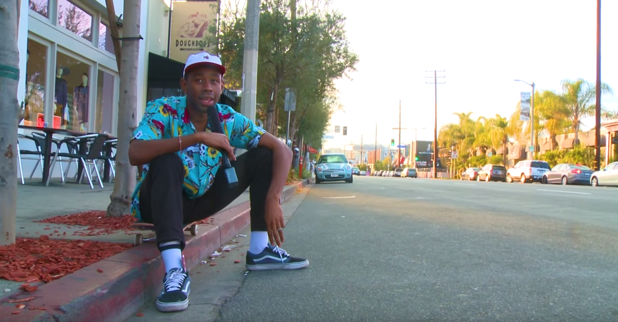 Tyler the Creator – Cherry Bomb the Documentary