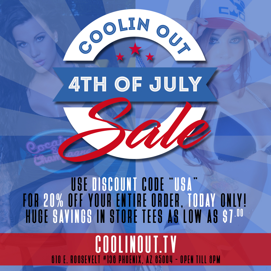 Fourth of July Savings