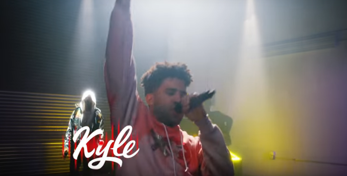 XXL Dropped Kyle, A Boogie wit da hoodie and Aminé Freshman 2017 Freestyle