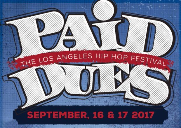 Paid Dues 2017