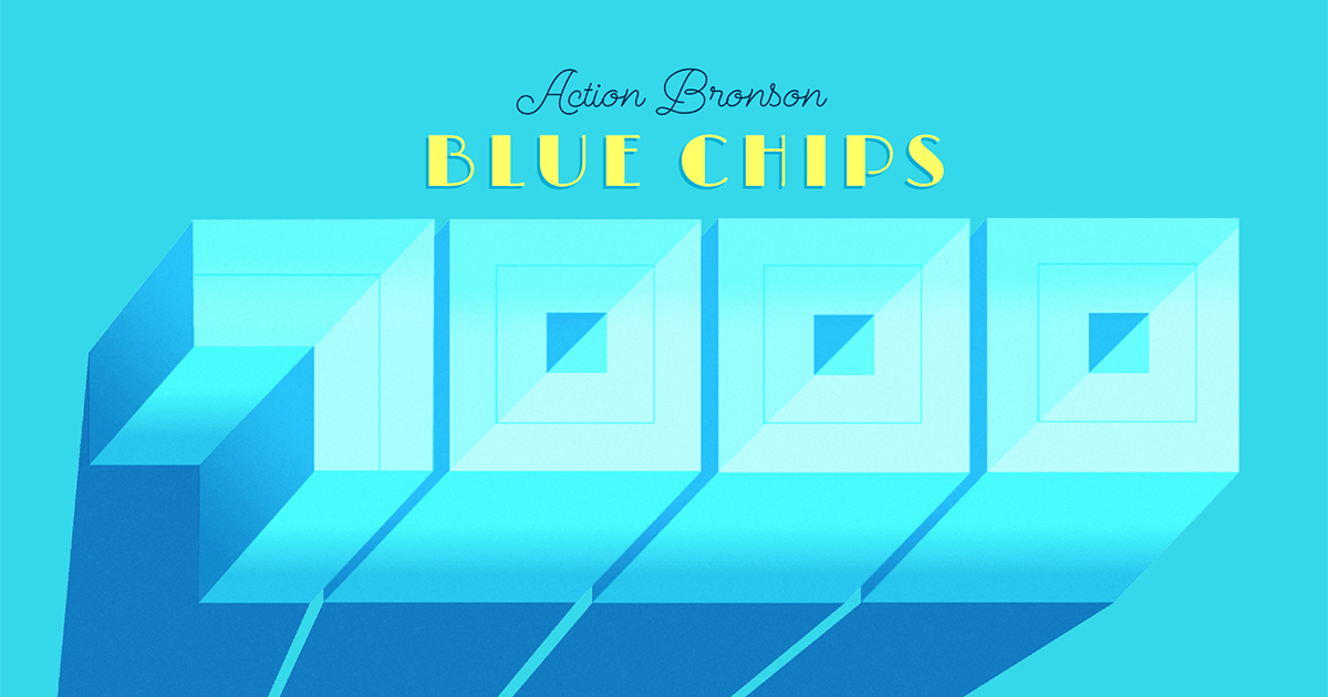Action Bronson – Blue Chips 7000 | Coolin Out