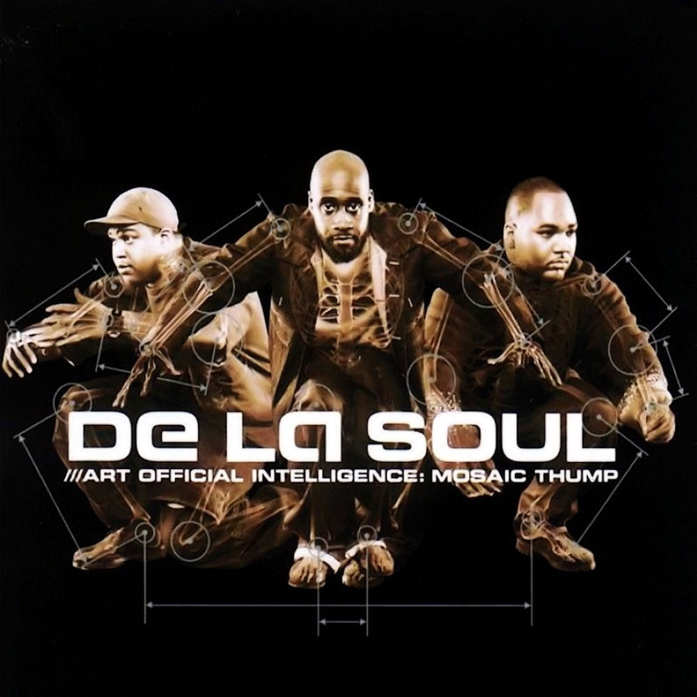 De La Soul – Art Official Intelligence 17 years old