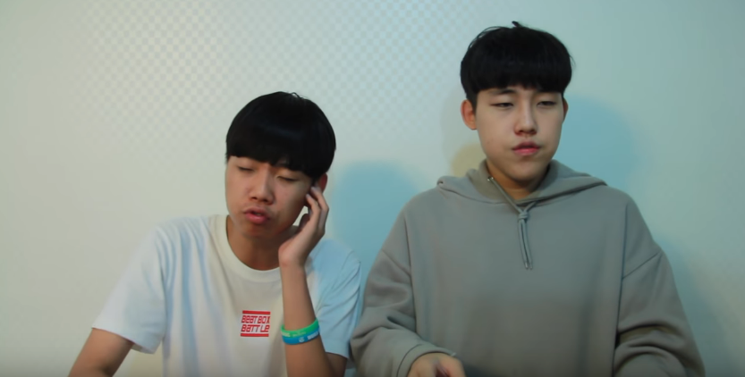 Despacito Beatbox - 2 Korean Kids | Coolin Out Hip Hop Shop