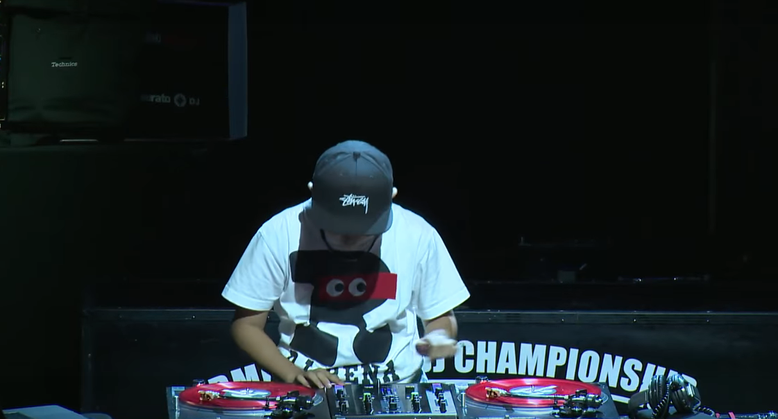 12 year old wins 2017 DMC | Coolin Out Hip Hop Shop